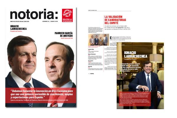 Sale A La Luz Un Nuevo Número De La Revista Notoria Sobre Innovación En Gran Consumo