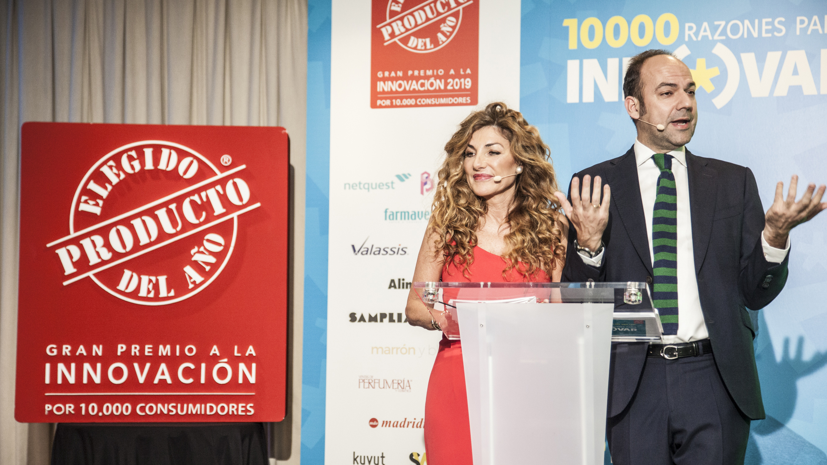Galería De La Entrega De Galardones Elegido Producto Del Año 2019