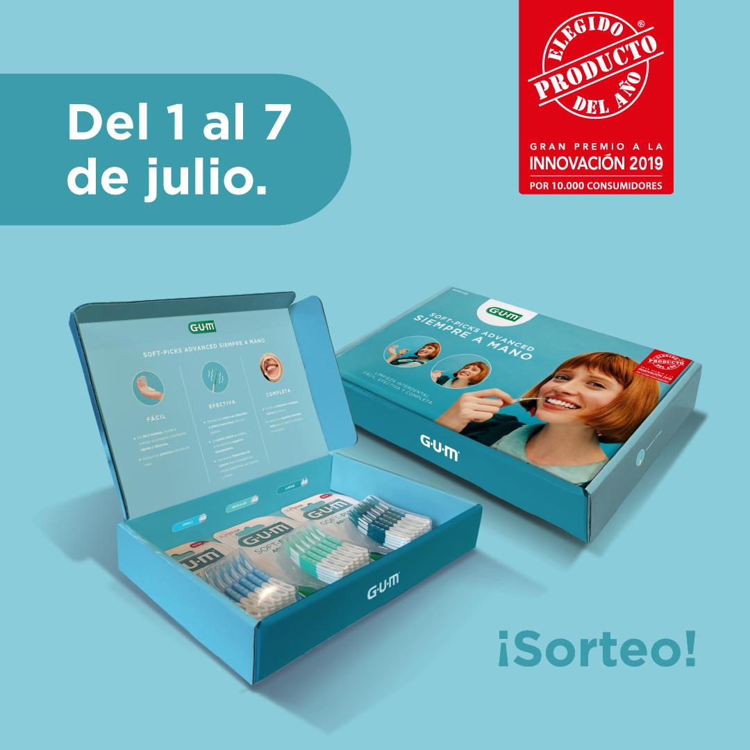 BASES LEGALES PARA EL CONCURSO DE FACEBOOK – GUM & PRODUCTO DEL AÑO – Del 1/07/2019 Al 7/07/2019