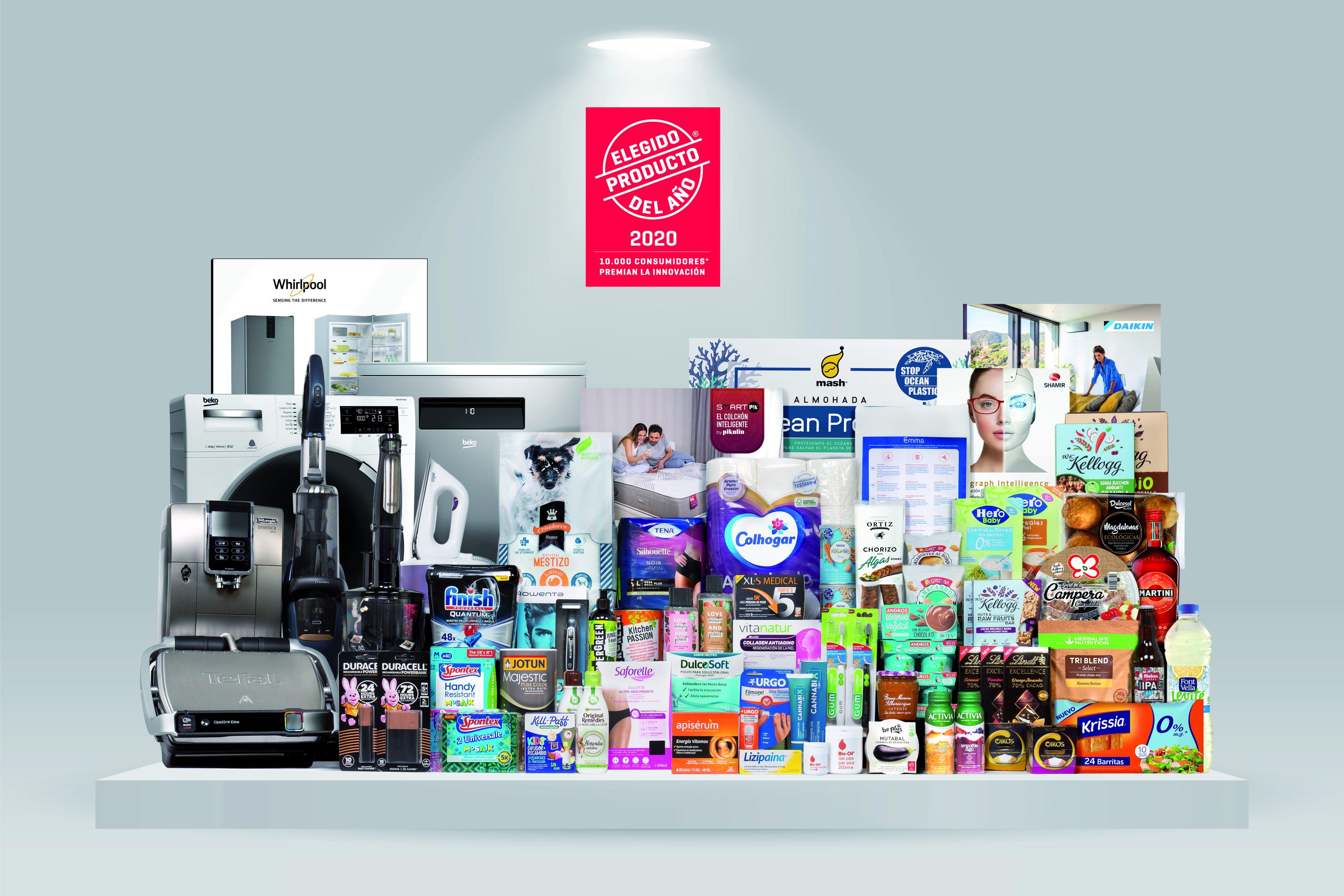 54 Innovaciones Elegidas Producto Del Año En La 20ª Edición Del Gran Premio A La Innovación