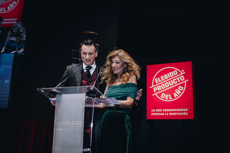 Galería De La Entrega De Galardones Elegido Producto Del Año 2020