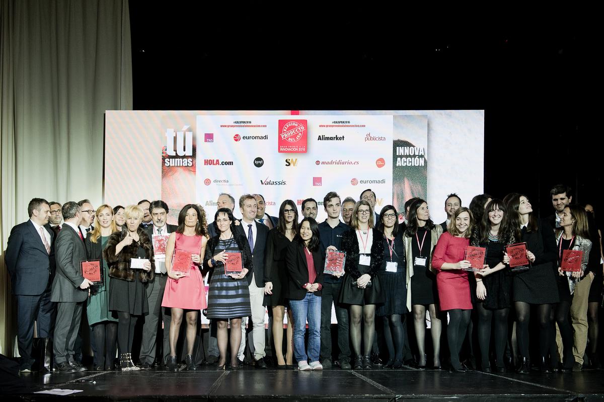 Gala prodotto dell'anno, Barcellona, 2015. ©Diambra Mariani/Francesco Mion