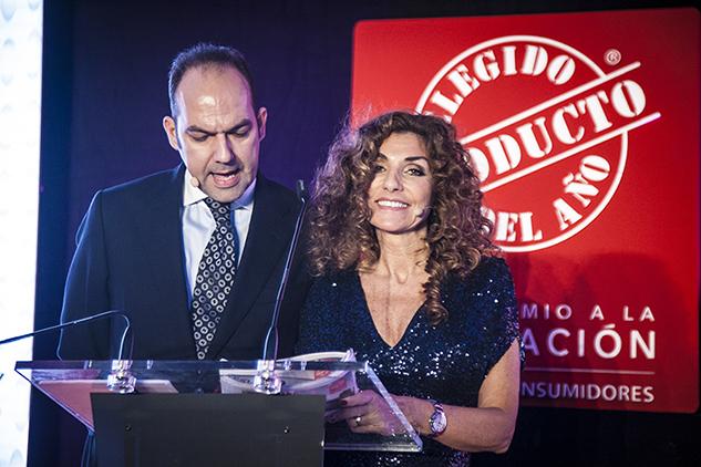 Galería De La Entrega De Galardones Elegido Producto Del Año 2017
