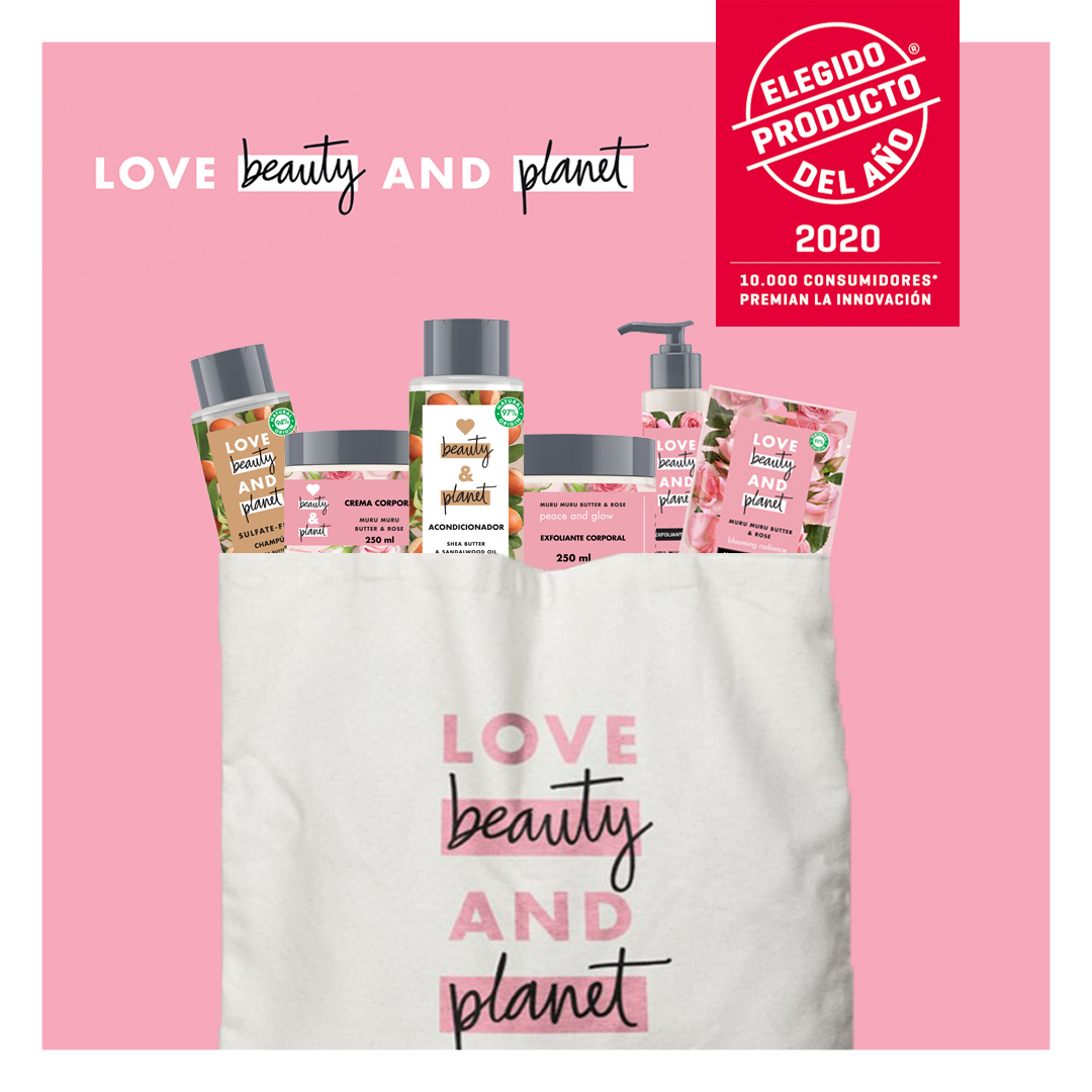 BASES LEGALES PARA EL CONCURSO DE FACEBOOK E INSTAGRAM– LOVE BEAUTY & PLANET– Del 2/11/2020 Al 8/11/2020