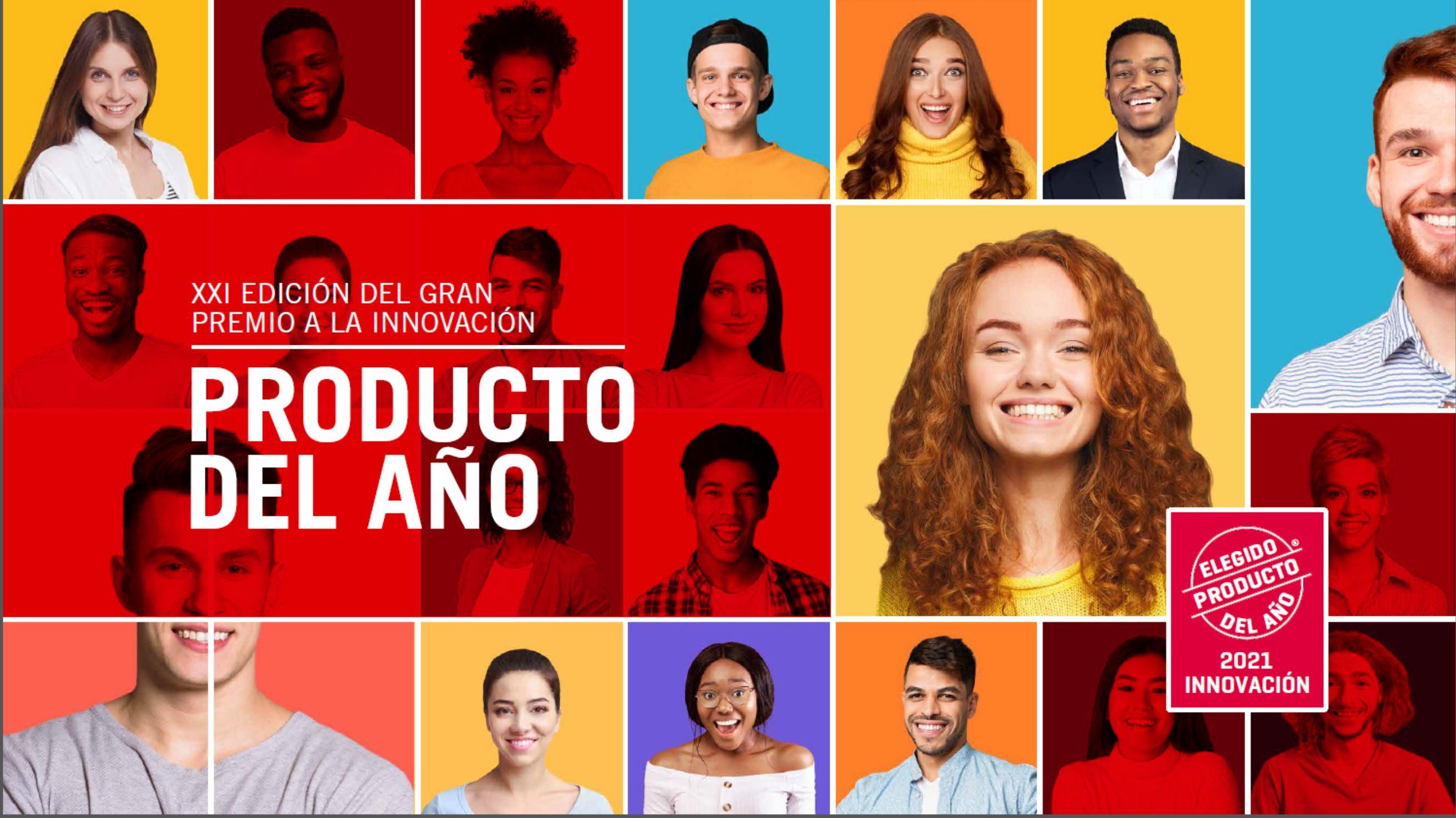 24/02/2021 Ceremonia De Entrega De Galardones Producto Del Año 2021